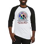 New TSA Logo Baseball Jersey