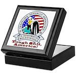 New TSA Logo Keepsake Box