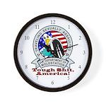 New TSA Logo Wall Clock