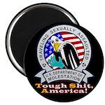 New TSA Logo Magnet