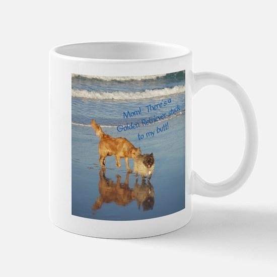 Cairn Terrier/Golden Retrieve Mug