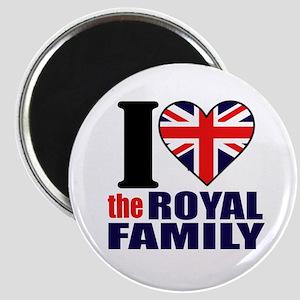 British Royal Family Magnet