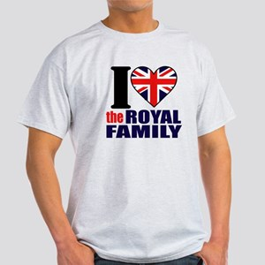 British Royal Family Light T-Shirt