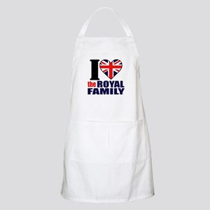 British Royal Family Apron