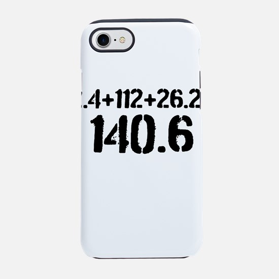 Dark on white 140.6=2.4+112+26.2 iPhone 7 Tough Ca