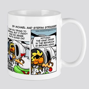0507- Hans trying to marshal Mug