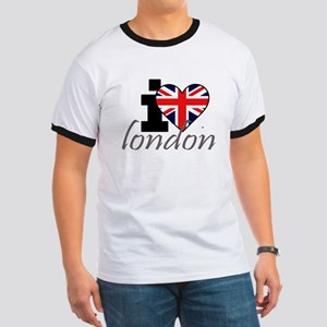 I Love London Ringer T