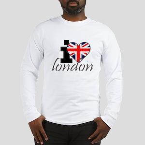 I Heart London Long Sleeve T-Shirt