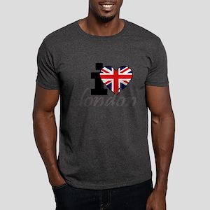 I Heart London Dark T-Shirt