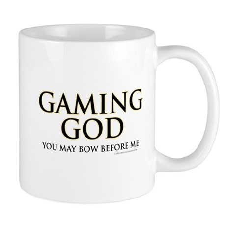 Gaming God Mug