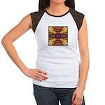 Wolves Women's Cap Sleeve T-Shirt