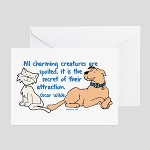 All Charming Greeting Cards (Pk of 10)