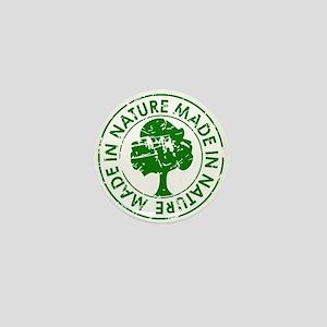 Made in Nature Mini Button