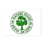 Made in Nature Postcards (Package of 8)