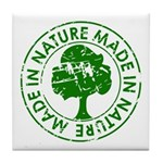 Made in Nature Tile Coaster