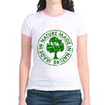 Made in Nature Jr. Ringer T-Shirt