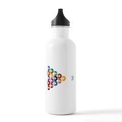 Biljart : Pool Water Bottle