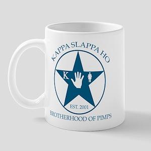 Kappa Slappa Ho (Star) Mug
