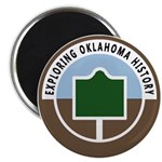 Exploring Oklahoma History Magnet