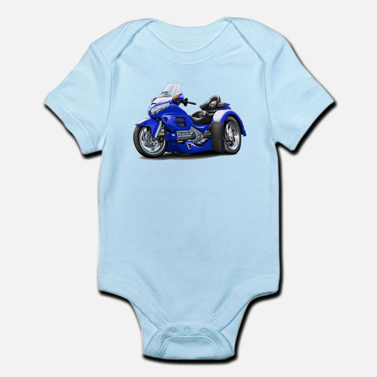 Goldwing Blue Trike Infant Bodysuit