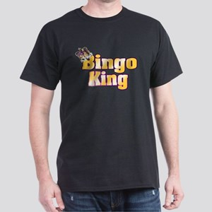 Bingo King Dark T-Shirt