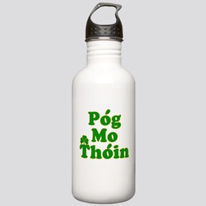 Pog Mo Thoin Kiss My Ass Stainless Water Bottle 1.