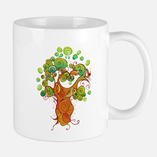 Peaceful Tree Mug