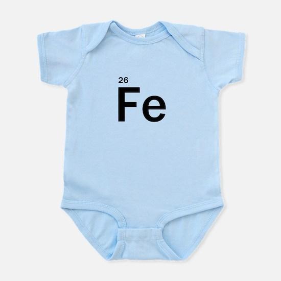 Iron Baby Infant Bodysuit