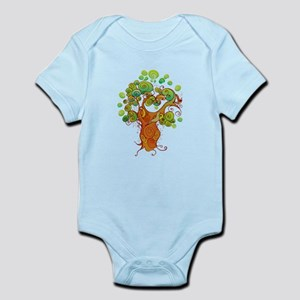 Peaceful Tree Infant Bodysuit