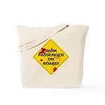 Dark Passenger On Board - Dex Tote Bag