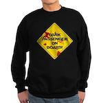 Dark Passenger On Board - Dex Sweatshirt (dark)