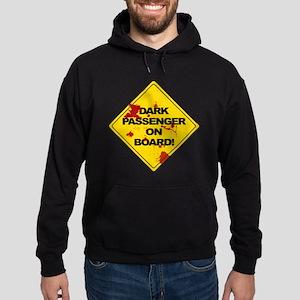 Dark Passenger On Board - Dex Hoodie (dark)