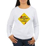 Dark Passenger On Board - Dex Women's Long Sleeve