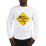 Dark Passenger On Board - Dex Long Sleeve T-Shirt