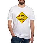 Dark Passenger On Board - Dex Fitted T-Shirt