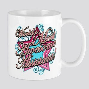 Worlds Most Awesome Assistant Mug