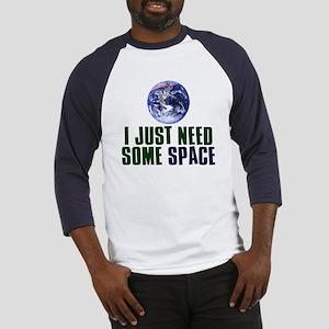 Astronaut Humor Baseball Jersey