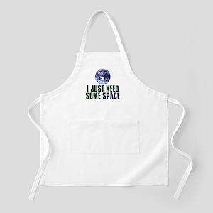Astronaut Humor Apron