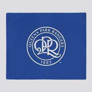 Queens Park Rangers Seal Throw Blanket