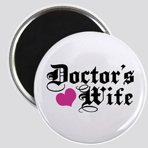 Doctor's Wife Magnet
