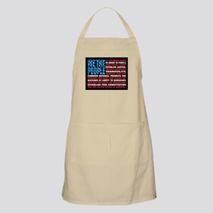 A New Twist on Old Glory Apron