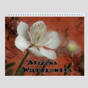 Sedona AZ Wildflowers Wall Calendar