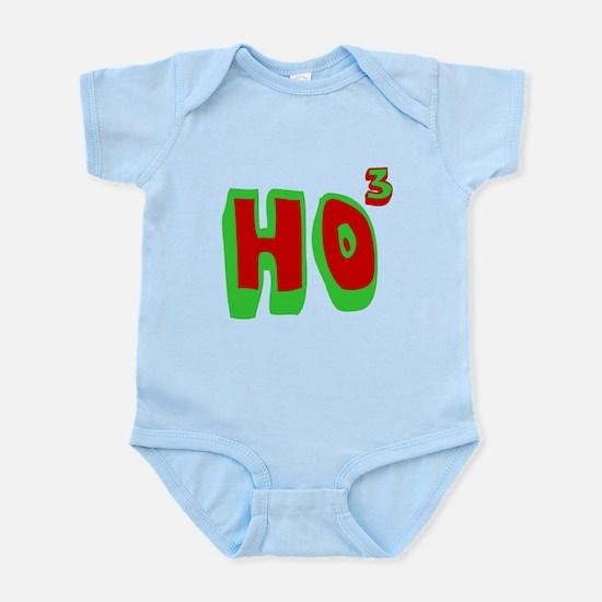 Ho3 (Ho, Ho, Ho) Infant Bodysuit