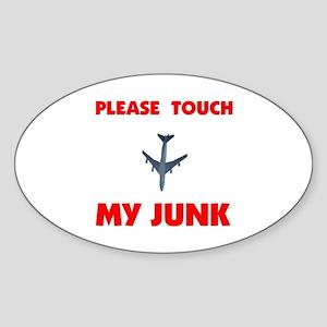 I LIKE IT Sticker (Oval)