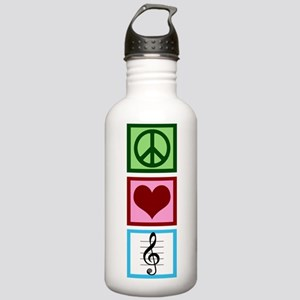 Peace Love Choir Stainless Water Bottle 1.0L