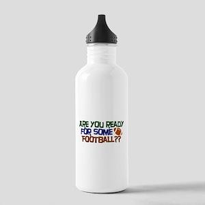 Football Season Stainless Water Bottle 1.0L