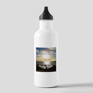 Motivational Inspirational Stainless Water Bottle