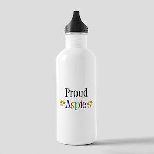 Proud Aspie Stainless Water Bottle 1.0L