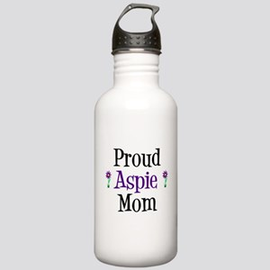 Proud Aspie Mom Stainless Water Bottle 1.0L