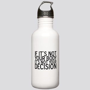 ProChoice Stainless Water Bottle 1.0L